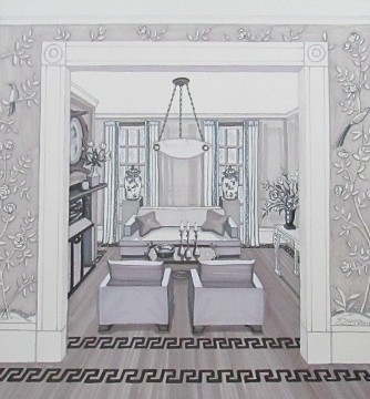 ... Projects For The Boston Junior League Showhouse Catalogue, The York  Maine Showhouse, And Dering Hall An Online Showhouse For The Boston Design  Center.